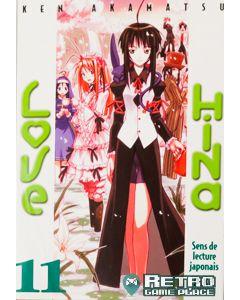 Manga Love Hina tome 11