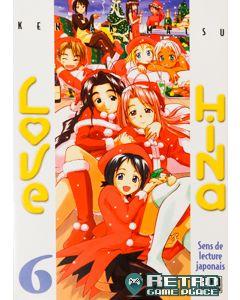 Manga Love Hina tome 6