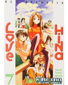 Manga Love Hina tome 7