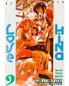 Manga Love Hina tome 9