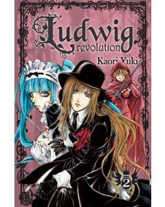 Manga Ludwig Revolution tome 02