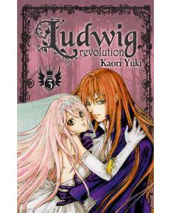 Manga Ludwig Revolution tome 03