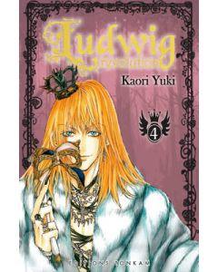 Manga Ludwig Revolution tome 04