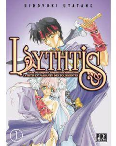 Manga Lythtis tome 01