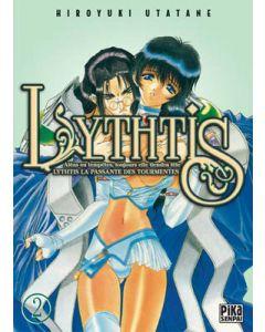 Manga Lythtis tome 02