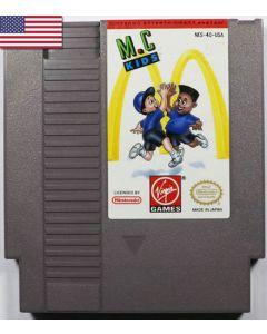 Jeu MC Kids pour Nintendo NES