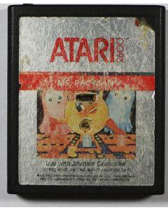 Jeu MS. Pacman pour Atari 2600
