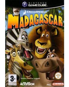 Jeu Madagascar pour Gamecube