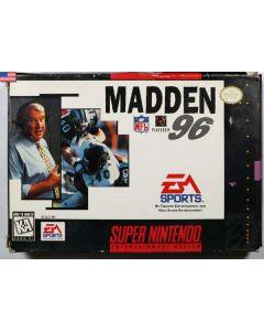 Jeu Madden 96 pour Super NES