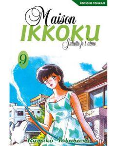 Manga Maison Ikkoku tome 09