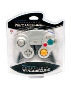 Manette Argent pour Wii/Gamecube