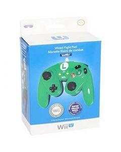 Manette Filaire de Combat Metal Luigi pour Wii U