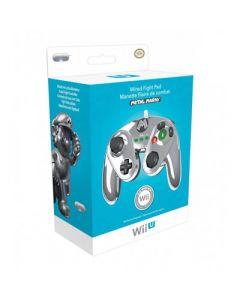 Manette Filaire de Combat Metal Mario pour Wii U