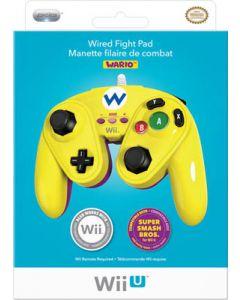 Manette Filaire de Combat Wario pour Wii U