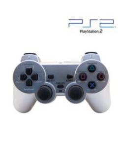 Manette Playstation 2 Argent