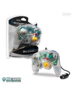 Jeu Manette Transparente pour Wii/Gamecube pour
