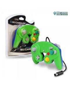 Manette Wii/Gamecube aux couleurs de Luigi