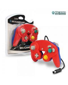 Manette Wii/Gamecube aux couleurs de Mario