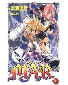 Manga Mar tome 01