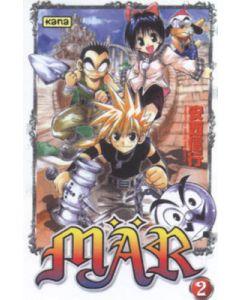 Manga Mar tome 02
