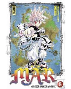 Manga Mar tome 03