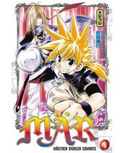 Manga Mar tome 04