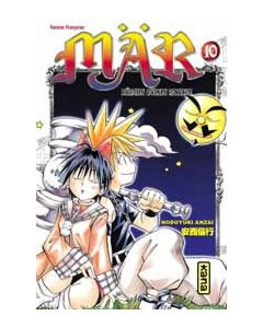 Manga Mar tome 10
