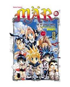 Manga Mar tome 15