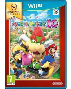 Jeu Mario Party 10 Nintendo Selects pour Wii U