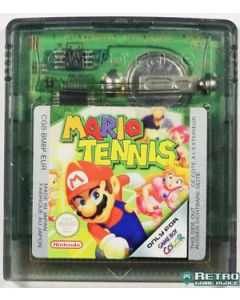 Jeu Mario Tennis pour Game Boy Color