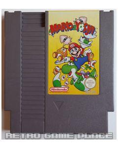 Jeu Mario & Yoshi pour Nintendo Nes