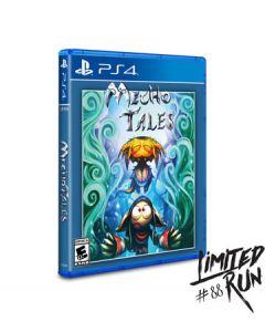 Jeu Mecho Tales Limited Run pour PS4