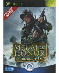 Jeu Medal of Honor - En Première Ligne pour Xbox