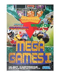 Jeu Mega Games 1 pour Megadrive
