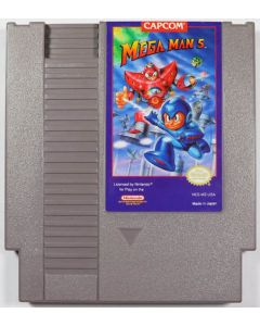 Jeu Mega Man 5 (Versions US) pour Nintendo NES