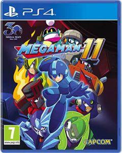 Jeu Megaman 11 (neuf) pour PS4