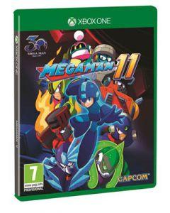 Jeu Megaman 11 (neuf) pour Xbox One