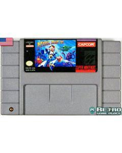 Jeu Megaman X pour Super NES
