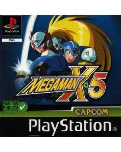 Jeu Megaman X5 pour Playstation