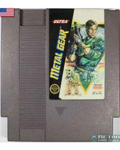 Jeu Metal Gear pour Nintendo NES