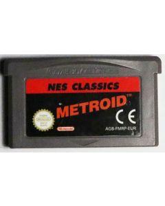 Jeu Metroid – Nes Classics pour Game Boy advance