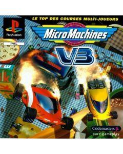 Jeu Micro Machines V3 pour PS1