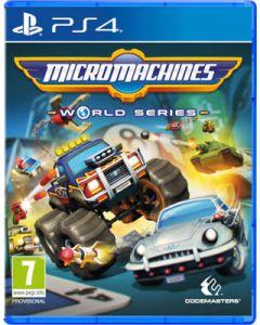 Jeu Micro Machines World Series pour PS4