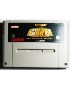 Jeu Midway Presents – Arcade's Greatest Hits - The Atari Collection 1 pour Super nintendo