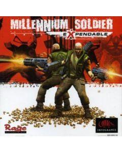 Jeu Millenium Soldier Expendable pour Dreamcast