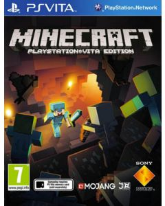 Jeu Minecraft PS Vita Edition pour PS Vita