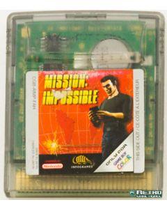 Jeu Mission Impossible pour Game boy color