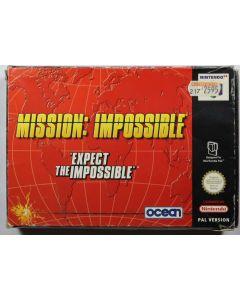 Jeu Mission Impossible pour Nintendo 64