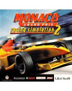Jeu Monaco Grand Prix Racing Simulation 2 pour Dreamcast
