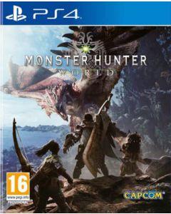 Jeu Monster Hunter World (neuf) pour PS4